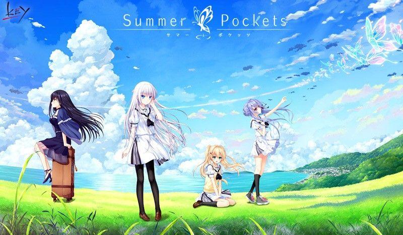 【予約】Summer Pockets テレカ付