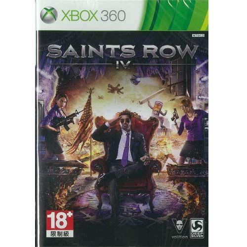 [Xbox360アジア版]Saints Row IV(セインツロウ4)