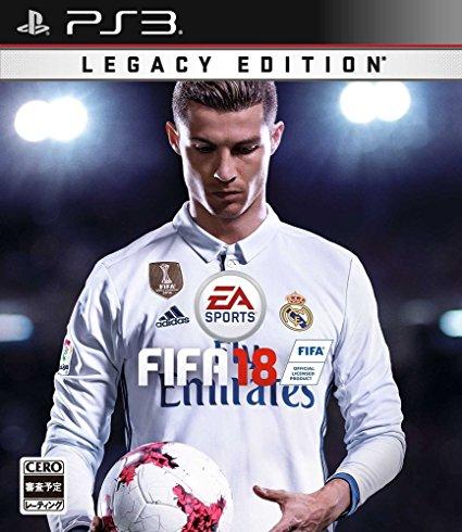 FIFA 18 Legacy Edition [PS3版]