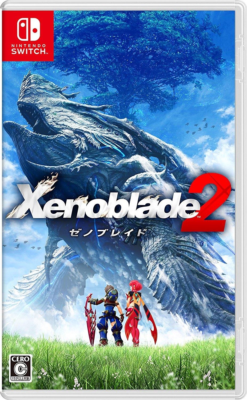 Xenoblade2 通常版