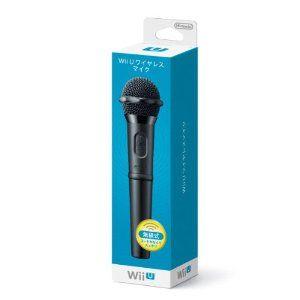 【Wii U ワイヤレスマイク】の詳細はこちら