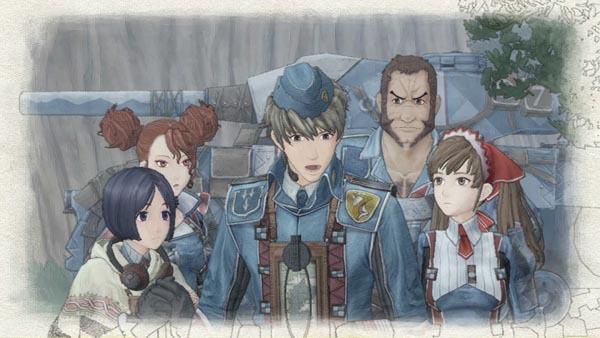 [ゲーム情報]PS4/戦場のヴァルキュリア リマスター/セガ