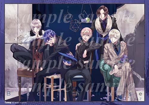 [特典付情報]PC/Blackish House ←sideZ/A3タペストリー