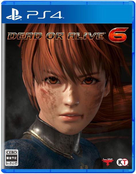[特典付情報]PS4/DEAD OR ALIVE 6 /B2布ポスター