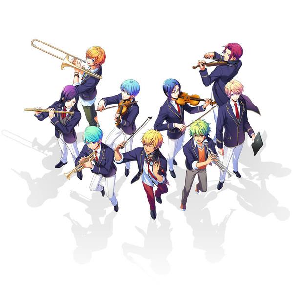 [特典付情報]PSV・Switch/ 金色のコルダ  オクターヴ/B2布ポスター/コーエーテクモゲームス