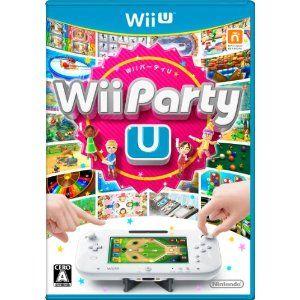 Wii Party U [WiiU Gamepad水平スタンド同梱]