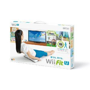 Wii Fit UバランスWiiボード+フィットメーターセット シロ