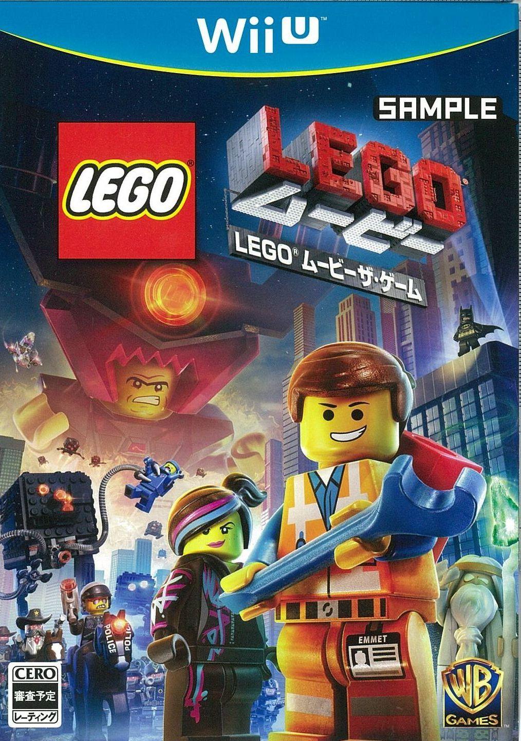 LEGO ムービー ザ・ゲーム [WiiU版]