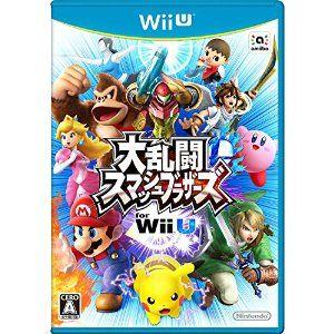大乱闘スマッシュブラザーズ for Wii U 通常版
