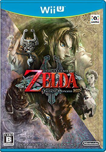 ゼルダの伝説 トワイライトプリンセス HD 通常版 [WiiU版]