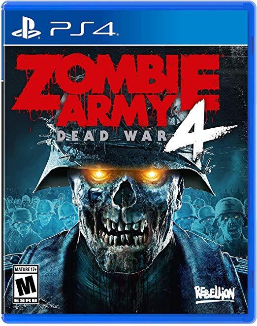 Zombie Army 4:Dead War 北米版