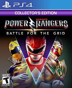 Power Rangers Battle for the Grid Collectors Edition 北米版