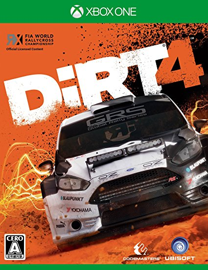 DiRT 4 [XboxONE版]