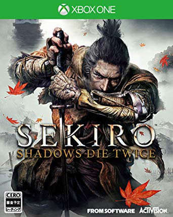 【予約】SEKIRO: SHADOWS DIE TWICE [XboxONE版]