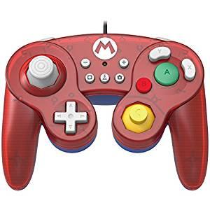 ホリ クラシックコントローラーfor Nintendo Switch スーパーマリオ