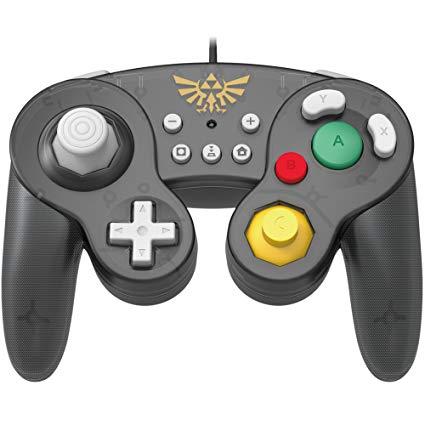 ホリ クラシックコントローラーfor Nintendo Switch ゼルダの伝説