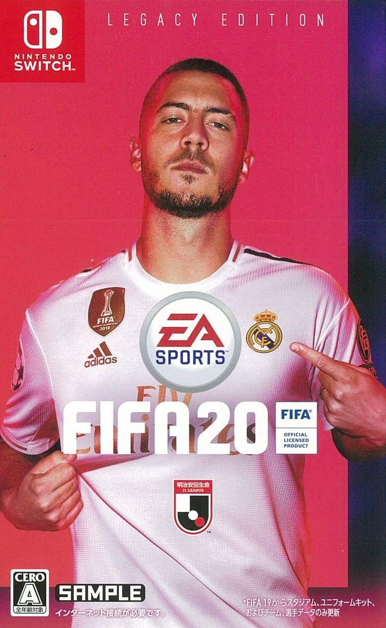 FIFA 20 Legacy Edition [Switch版]
