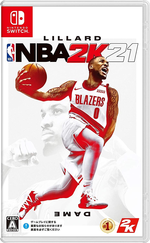 NBA 2K21[Switch版]