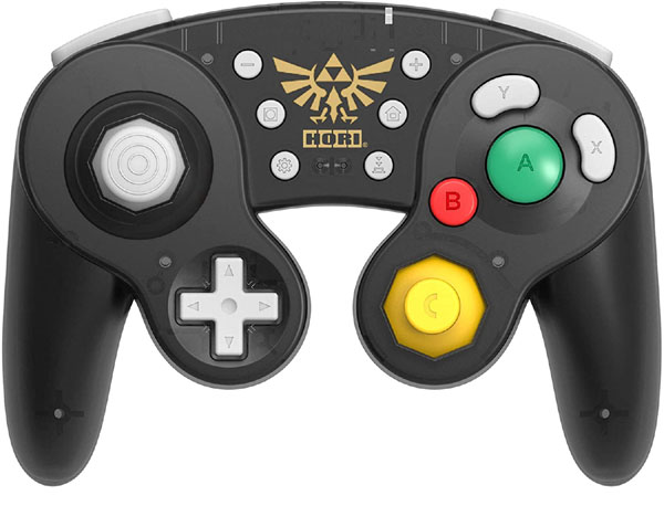 ホリ ワイヤレスクラシックコントローラーfor Nintendo Switch ゼルダ