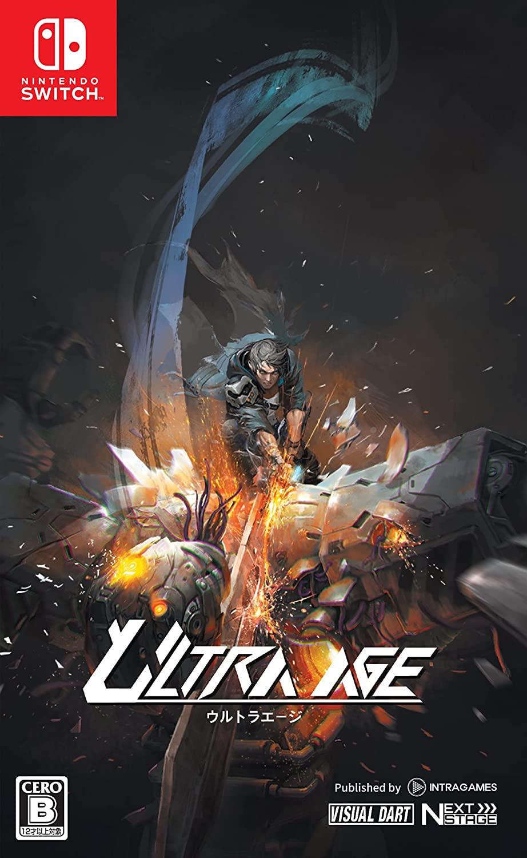 Ultra Age ウルトラエージ[Switch版]