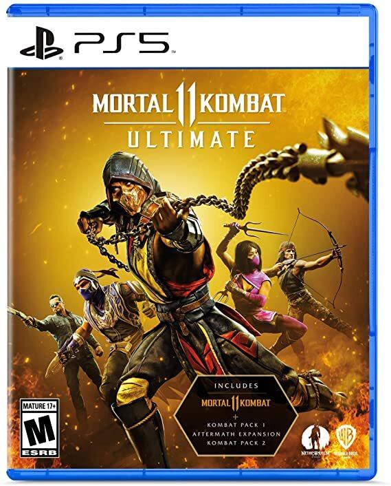 Mortal KOMBAT 11 Ultimate 北米版