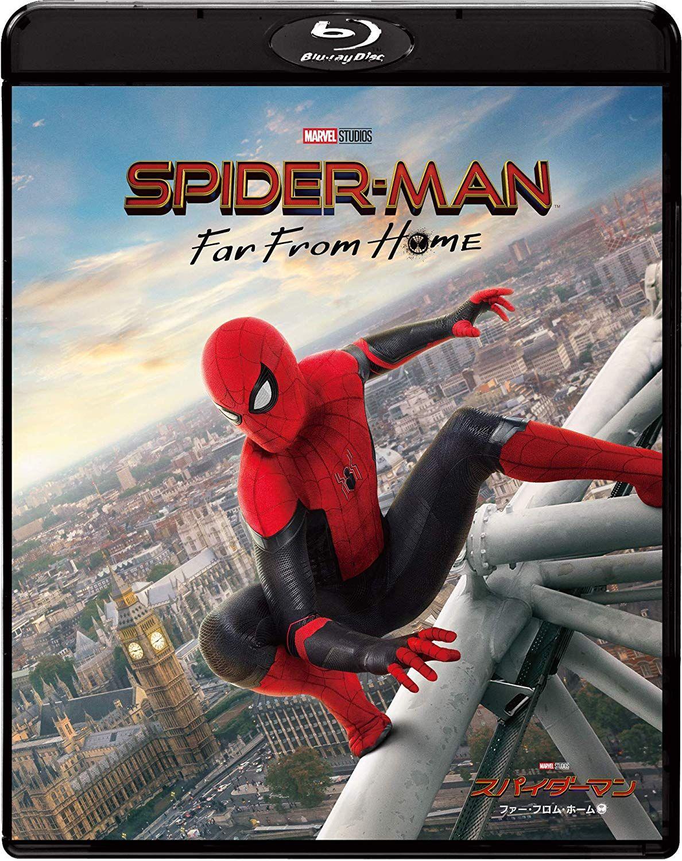 スパイダーマン:ファー・フロム・ホーム [[限定]] /BD+DVD