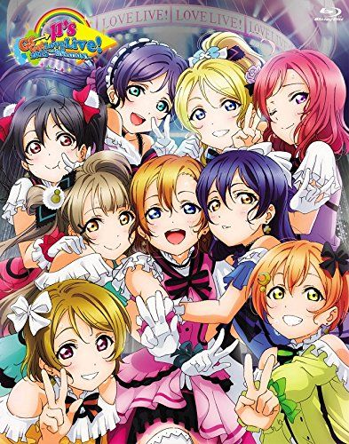 ラブライブ!μs Go→Go! LoveLive! 2015 ~Dream Sensation!~ Blu-ray Memor